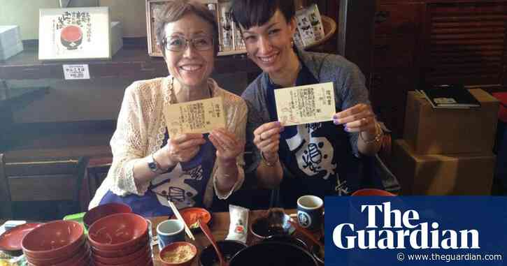 Noodle soup ties me to the coming year and my Japanese roots – plus the recipe