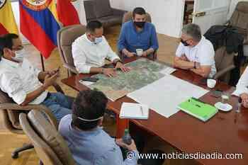 Aseguran construcción de doble calzada Zipaquirá – Ubaté, Cundinamarca - Noticias Día a Día