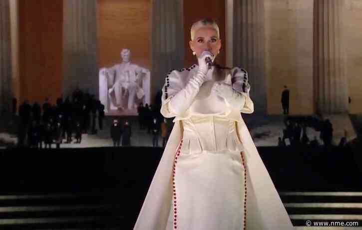 Watch Katy Perry, Justin Timberlake, John Legend and more perform during 'Celebrating America'