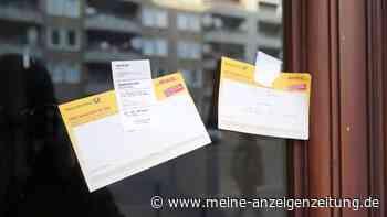 """Mann findet Benachrichtigung der Postbotin: Zettel verspricht """"was Schönes am Ablageort"""""""