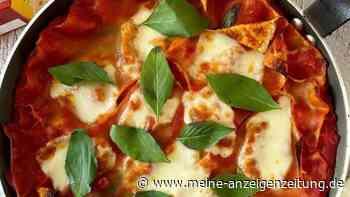 Schnelles Rezept für Pfannen-Lasagne: So können Sie den Klassiker ohne Ofen zubereiten