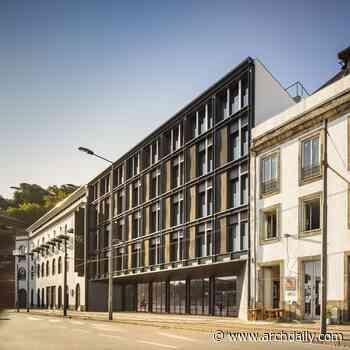 Hotel Neya Porto / pk Arquitetos - ArchDaily