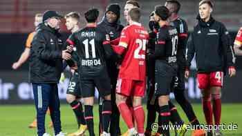 Union - Leverkusen: Nadiem Amiri wurde offenbar rassistisch beleidigt - Eurosport DE