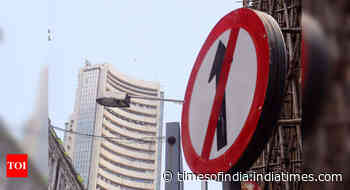 Sensex falls 167 points to close at 49,625; Nifty ends below 14,600
