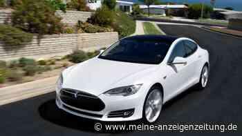 Bilder von Tesla Model S als Cabrio aufgetaucht – Netz regiert gespalten