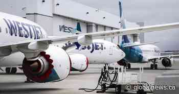 WestJet to fly 1st Boeing 737 Max flight in Canada today after grounding