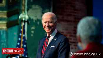Climate change: Biden's first act sets tone for ambitious approach