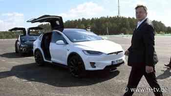Bund genehmigt Vorbereitungen: Tesla darf mit Batteriefabrikbau beginnen