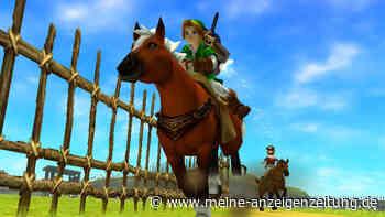 """""""Zelda"""": Seltene """"Ocarina of Time""""-Demo zeigt große Unterschiede zum Spiel"""