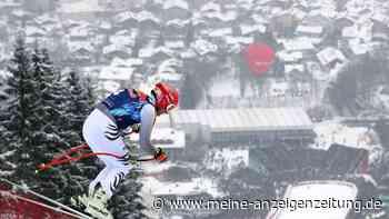 Streif im Live-Ticker: Ski-Highlight des Winters - Deutsche hoffen auf Sensation beim Hahnenkamm-Hattrick