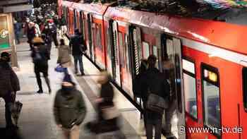 Kaum Reisen über 30 Kilometer: Deutsche sind im Januar weniger unterwegs