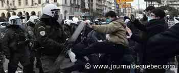 Grèce: nouvelle manifestation étudiante contre la police dans les universités