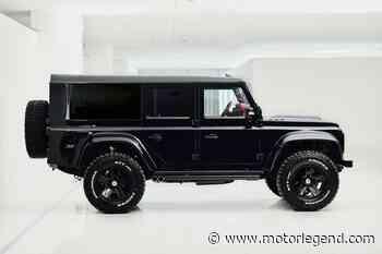 Ares Design Land Rover Defender Spec. 1.2 - actualité automobile - Motorlegend.com