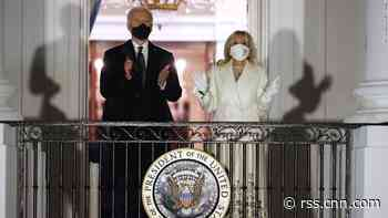 Jill Biden's inauguration 'gown' inspired by unity, designer says