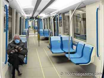 Even the STM is getting in on the Bernie Sanders inauguration meme
