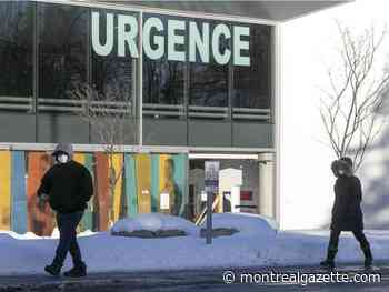 COVID-19 live updates: Legault urges caution, pointing to U.K. hospitals that look 'like a war zone'