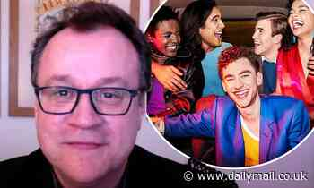 Russell T Davies discusses his call to stop casting straight actors in gay roles
