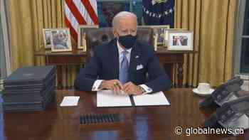 Biden's pandemic plan