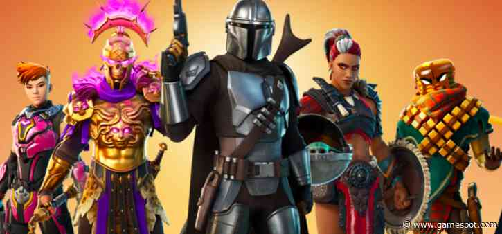 Fortnite Studio Epic Is Helping To Fund An Animated Gilgamesh Movie