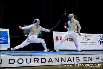 Escrime : La Coupe du Monde juniors de Dourdan annulée en raison du Covid-19 - Le Républicain de l'Essonne