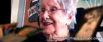 À 107 ans, cette Lévisienne survit à la COVID!
