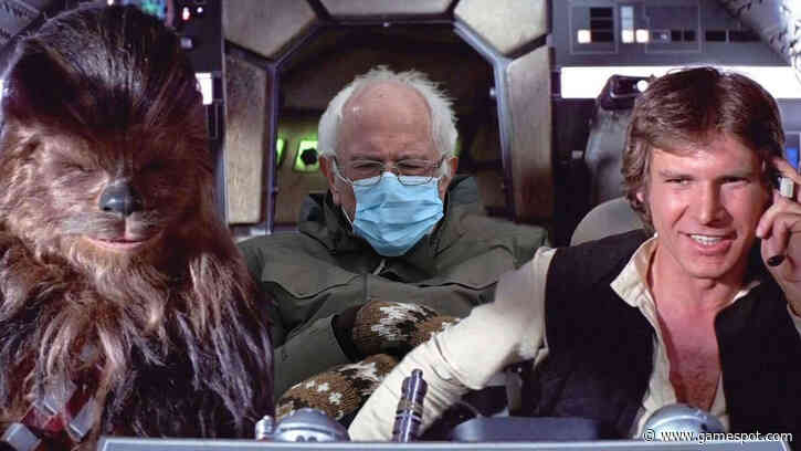 These Memes Prove Inauguration Day Belonged To Bernie Sanders