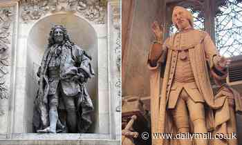 City of London to remove statues of former Lord Mayor William Beckford and MP Sir John Cass
