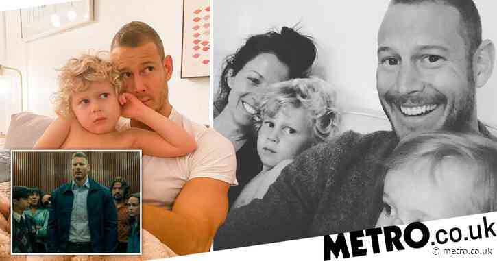 The Umbrella Academy's Tom Hopper says having autistic son is 'incredibly rewarding'