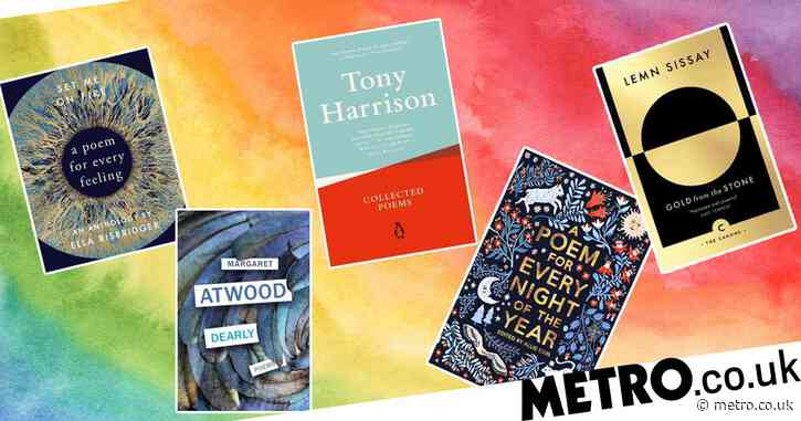 A round-up of poetry books to buy if you want to start reading more