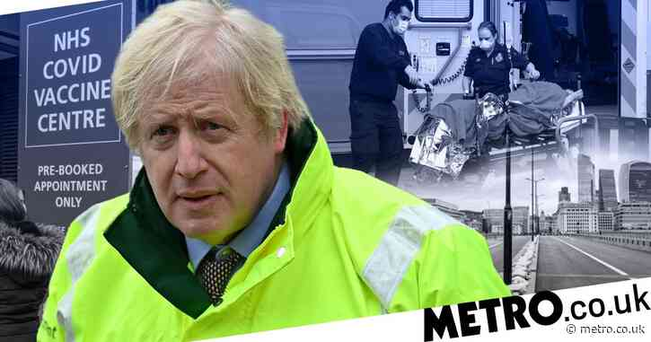 Boris refuses to rule out extending lockdown until summer