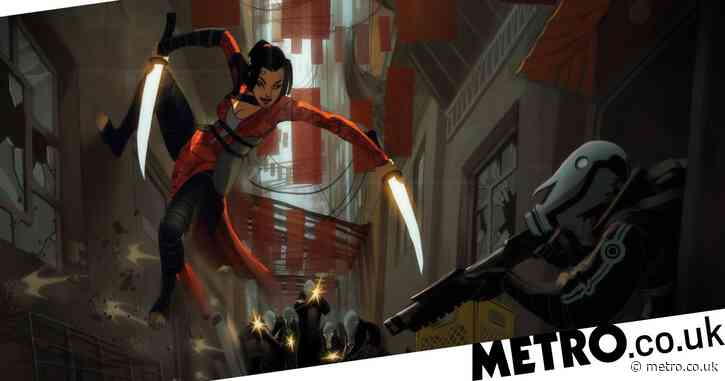 Cancelled Jade Empire sequel Revolver revealed in BioWare artwork