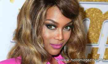Tyra Banks' 'wild' appearance in selfie gets fans talking