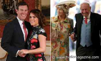 Princess Eugenie's in-laws' home is just as safe as a palace