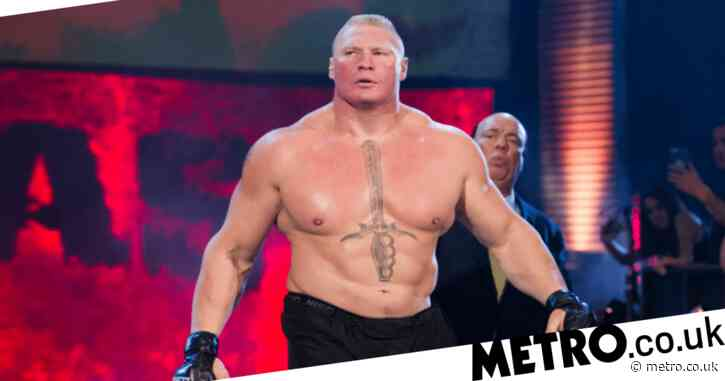 Ripped Brock Lesnar lookalike Parker Boudreaux spotted backstage at WWE show as hype builds for rising star