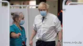 200 Injektionen pro Minute: Johnson: Mehr als 5 Millionen Dosen verimpft