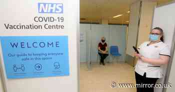 Jumping Covid-19 vaccine queue is 'morally reprehensible' says top NHS doctor