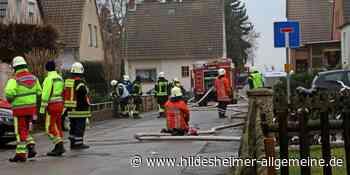 Küche in Flammen: Frau in Algermissen schwer verletzt - www.hildesheimer-allgemeine.de