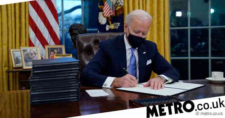 All the Donald Trump policies Joe Biden has scrapped – and the new ones he's created