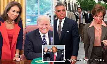 Fox News's Jeanine Pirro lobbied Donald Trump to pardon Albert