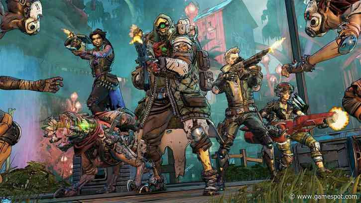 New Borderlands 3 Update And Event Go Live Soon, Full Patch Notes Revealed