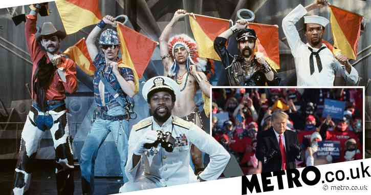 The Village People slam Donald Trump's final use of YMCA: 'His abusive use of our music has finally ended'