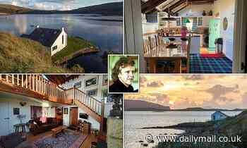 Isle of Skye bolthole where Donovan hosted George Harrison and Pattie Boyd is for sale for £435,000