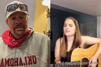 Toby Keith Visibly Moved by Tender Cover of His Best Love Song