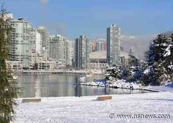 It's snowtime! Vancouver forecast calls for 'periods of snow' this week - North Shore News
