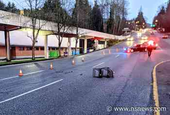 West Van police ID driver in hit-and-run case - North Shore News