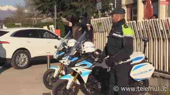 Nel 2020 quasi 200 sanzioni dalla Polizia locale di Pordenone-Cordenons - Telefriuli