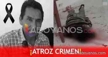 HuilaisnosJudicial Lo mataron de una puñalada en la cabeza en Isnos-Huila - Laboyanos.com