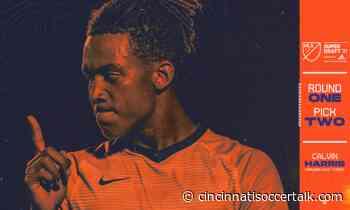 FC Cincinnati selects Wake Forest forward Calvin Harris in SuperDraft - Cincinnati Soccer Talk