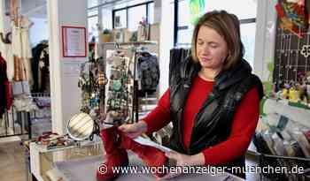 Krailling, Planegg, Martinsried - Klawotte online / Martinsrieder Secondhand-Kaufhaus präsentiert sich im - Wochenanzeiger München