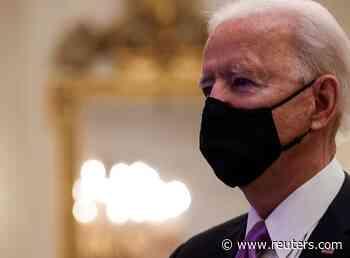 Biden says U.S. coronavirus death toll will probably top 500,000 next month - Reuters